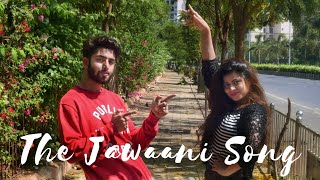 The Jawaani Song - Vishal Dadlani, Payal Dev   Dance Cover   Tejasman Talukdar & Anjalee Yadav