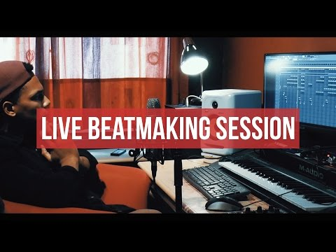 Live Producing Sessions : Making a Wavy Trap Beat | Chuki Beats