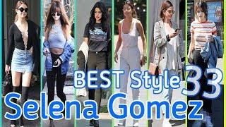 Selena Gomez best Style 33, 2016-2018 Selena Gomez Outfits!