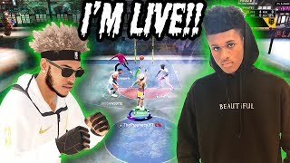 PLAYING NBA 2K20 UNDER THE INFLUENCE... LIVE STREAMING NBA 2K20! (1K SUB GRINDING)