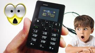 видео телефон с микросим картой
