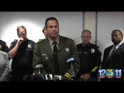 Santa Maria 'Operation Matador' Full Press Conference