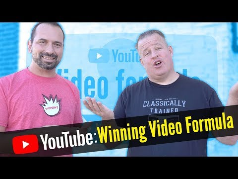 Video Creation Tips: Winning Video Formula for YouTube Videos