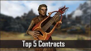 Skyrim Top 5 Dark Brotherhood Contracts You May Have Missed in The Elder Scrolls 5 Skyrim