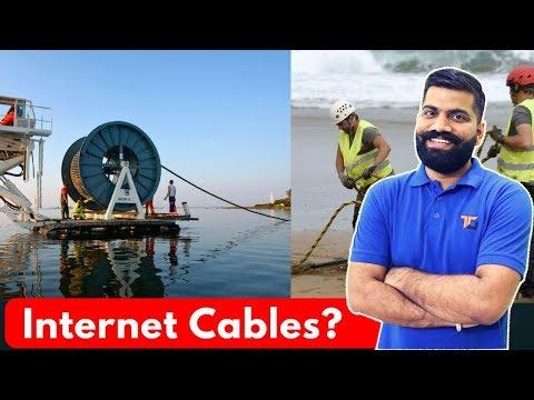 Internet Under the Sea - Cables Damage Problem? Internet Cables Protection?