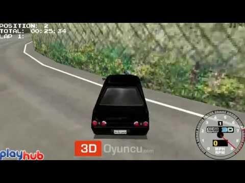 Ara Yarışı - 3D Ara Oyunları
