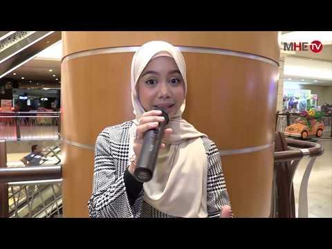 """""""Belum sampai tahap bercinta lagi""""- Sarah Suhairi jawab gossip bercinta dengan Ariff Bahran"""