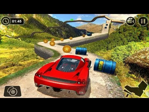 IMPOSSIBLE HILL CAR DRIVING ANDROID GAME PLAY #Car Games To Play #Car Games 3D #Games Download