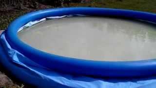 Надувной бассейн Intex Easy Set Pool (какую воду набирать)(Надувной бассейн Intex Easy Set Pool 57932 - это замечательный надувной бассейн, который приобретается для семейного..., 2015-05-27T05:28:25.000Z)