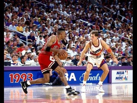 Bulls vs. Suns - 1993 NBA Finals Game 1