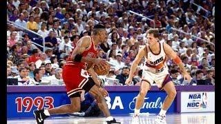 Bulls vs. Suns - 1993 NBA Finals Game 1