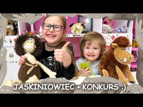JASKINIOWIEC U MNIE W DOMU + KONKURS :)