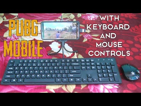How to Play PUBG Mobile with Keyboard and Mouse on Android