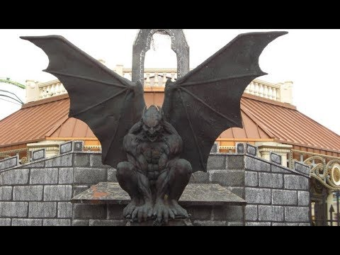 Living Gargoyle Reportedly Seen Flying in Spain