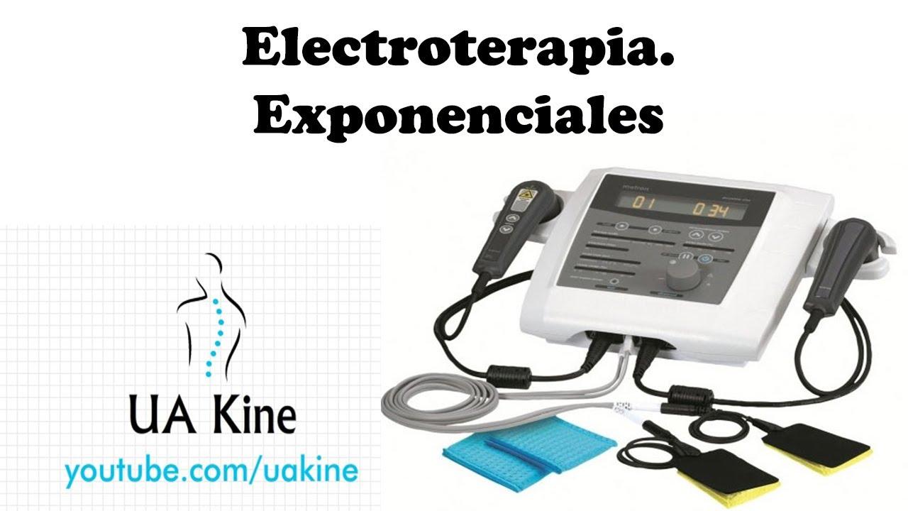 Electroterapia parte 6 corrientes exponenciales