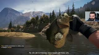 Far Cry 5 #9 - Mistrz szczupaka! [wędkowanie]