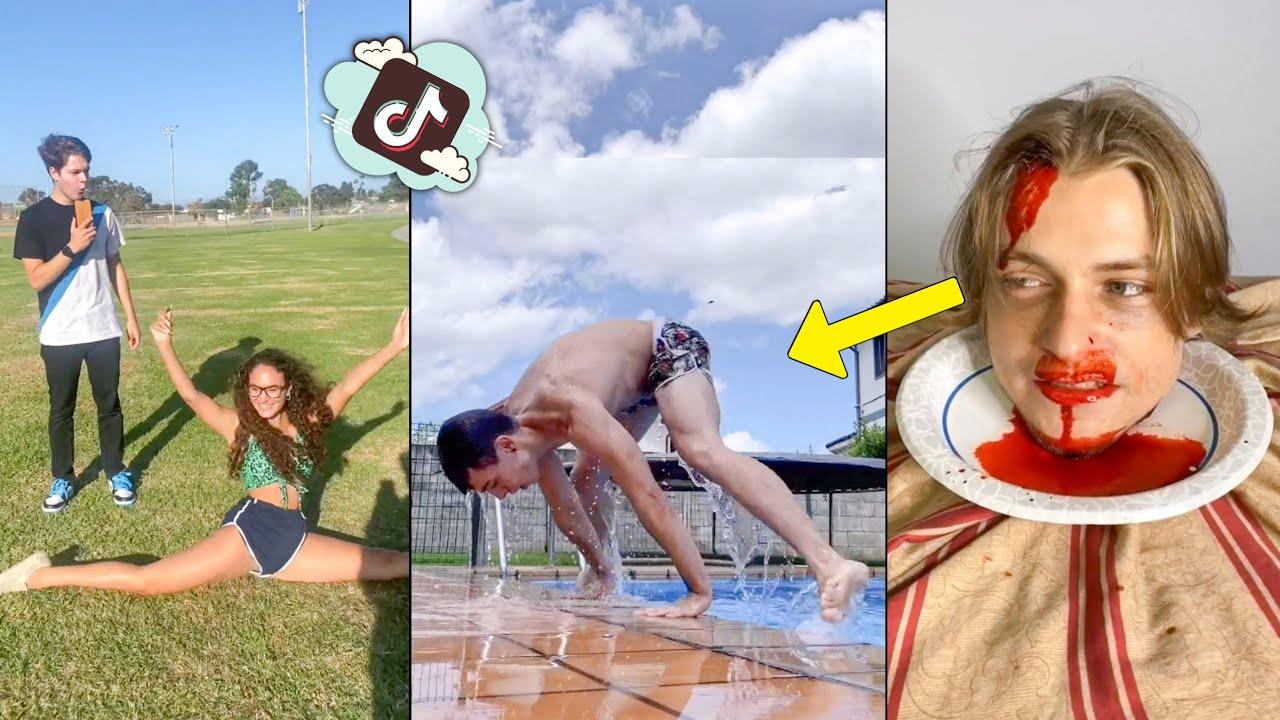 Best TikTok Compilation Videos | tik tok memes funny comedy prank cringe vines | Tik Tok US - UK 140