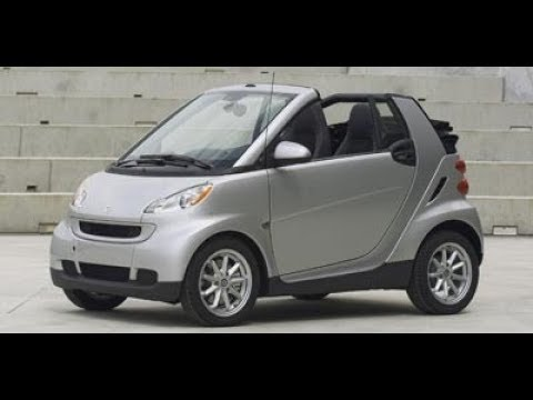 2008 Smart Car Convertible Walk Around Addiction