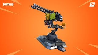 🔴 *NEW * MOUNTED MACHINE GUN in Fortnite Battle Royale