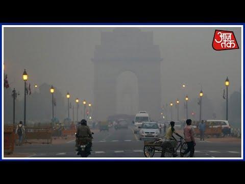Halla Bol: Delhi Turns Into Gas Chamber, Delhite Forced To Breathe Smog