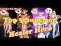 Destiny Child Global Guide Top 5 Best Superior Healer Hero Season 1 PRO Must have??