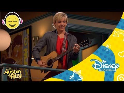 Disney Channel España | Videoclip Austin y Ally - I Think About You