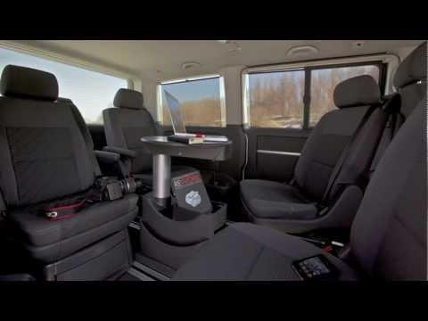 Volkswagen Multivan. Уникальный трансформер.