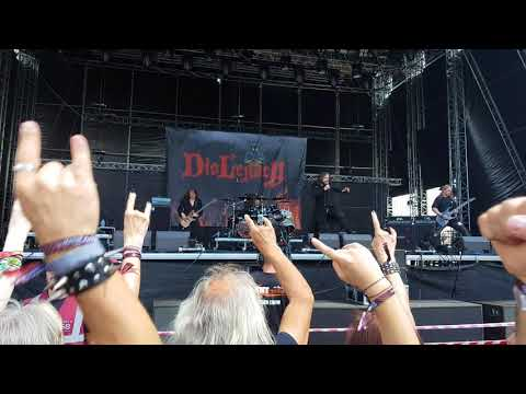 Masters Of Rock 2018 Diolegacy -Don't Talk To Strangers