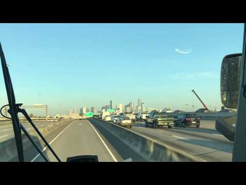 Houston METRO Bus 246 Gulf Freeway Commute