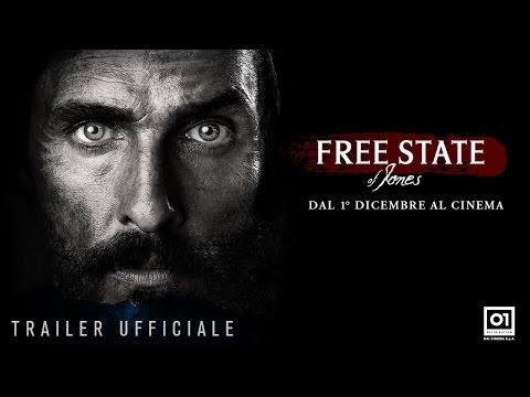 FREE STATE OF JONES (2016) con Matthew McConaughey - Trailer Ufficiale ITA HD