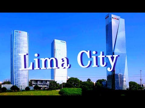 Lima City [La Ciudad Que Nunca Duerme] Official Full HD 2018