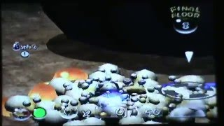 Pikmin 2 Glitch: Crowd Surfing with Larva