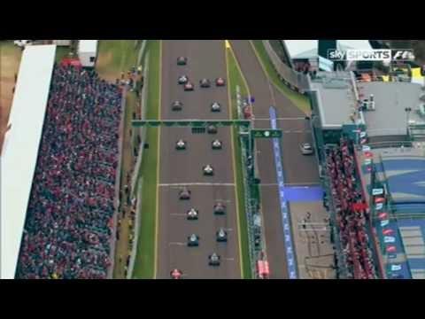 F1 2013 Season Highlights by Sky Sports F1