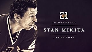 Stan Mikita You'll Never Be Forgotten