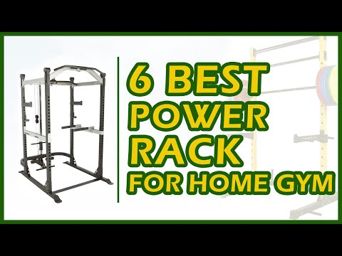 6 Best Power Rack For Home Gym | 2019 Reviews