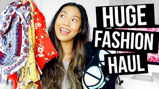 HUGE Almost Spring Try-On Haul 2017 || Fashion Nova, Princess Polly, American Eagle, & More!