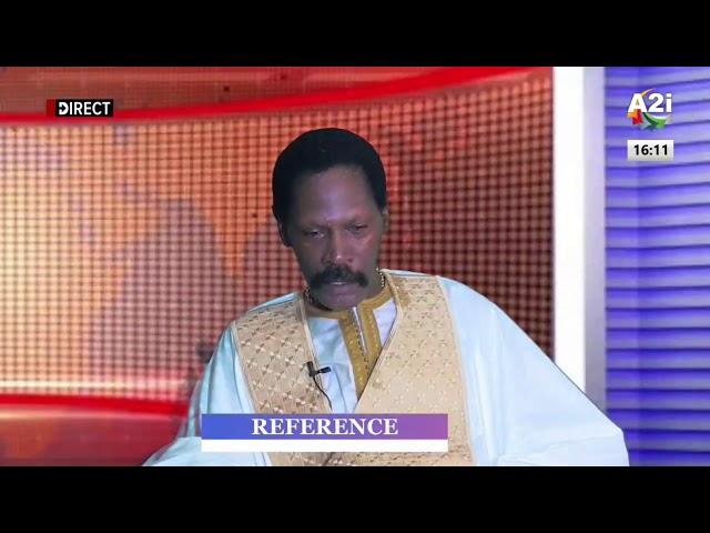 REFERENCE avec El Hadji Tamsir MBOUP 13/09/2020