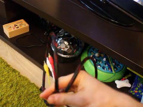 кабель HDMI - RCA (ТЮЛЬПАНЫ)