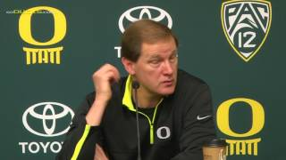 Dana Altman Discusses Off-Season Adjustments