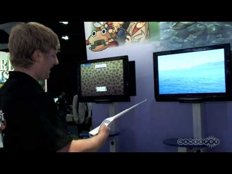 E3 2009: Reel Fishing: Angler's Dream Demo