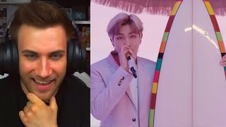 THIS IS SO GOOD! BTS 'Dynamite (Tropical Remix)' @ Good Morning America - REACTION