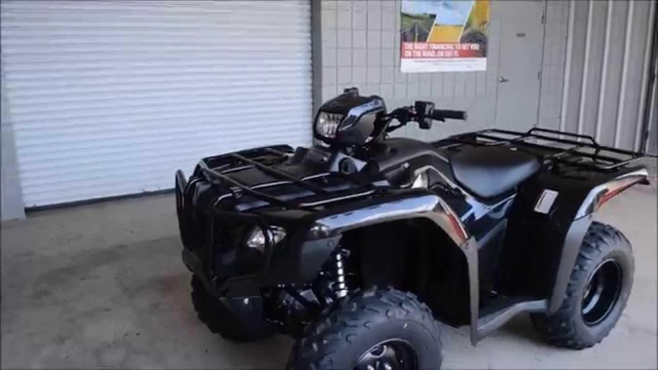 Honda Foreman 500 >> 2015 Foreman 500 ES / EPS - TRX500FE2F For Sale : Honda of Chattanooga TN PowerSports Dealer ...