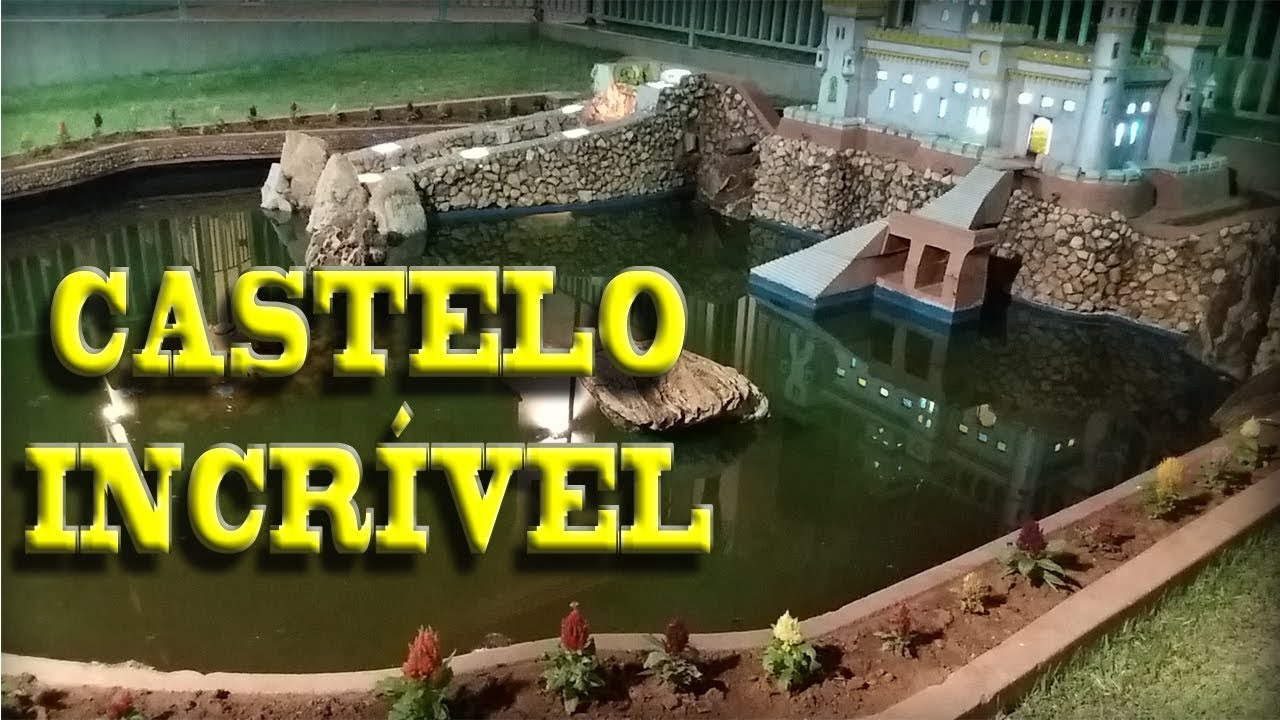 Como fazer um lago artificial para peixes no jardim lago for Como criar carpas en estanques