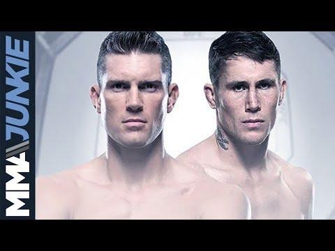 MMA media predict Stephen Thompson vs  Darren Till