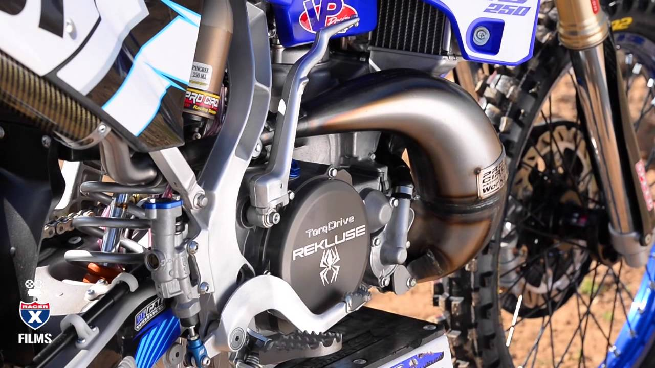 Racer X Films: 2015 YZ250 Project - YouTube
