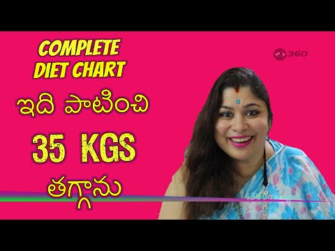 How I REDUCED 35kgs WEIGHT || complete DIET CHART ||DIET SECRETS || PROVED WEIGHT LOSS Technique