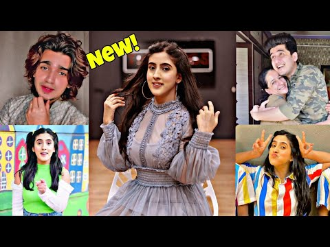 Sameeksha sud | Vishal Pandey | Bhavin Bhanusali | TeenTigada New Reels Video | Teentigada Is back