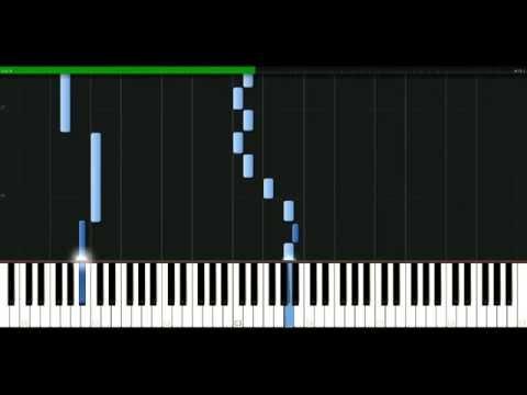 Die Ärzte - Schrei nach Liebe [Piano Tutorial] Synthesia | passkeypiano