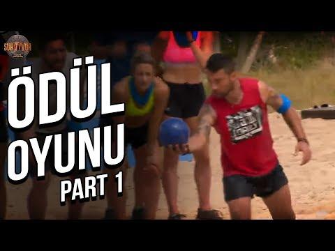 Ödül Oyunu 1.Part | 5.Bölüm | Survivor Türkiye - Yunanistan