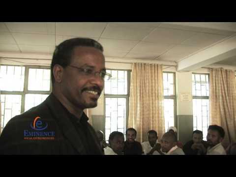 Thinking Schools Ethiopia - Head of Addis Ababa Education Bureau - Mr Dilamo Ottore
